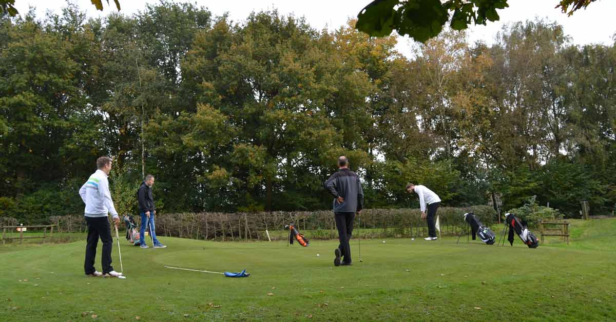 Clubochtend Winter - Pitch en Putt Golf Bussloo