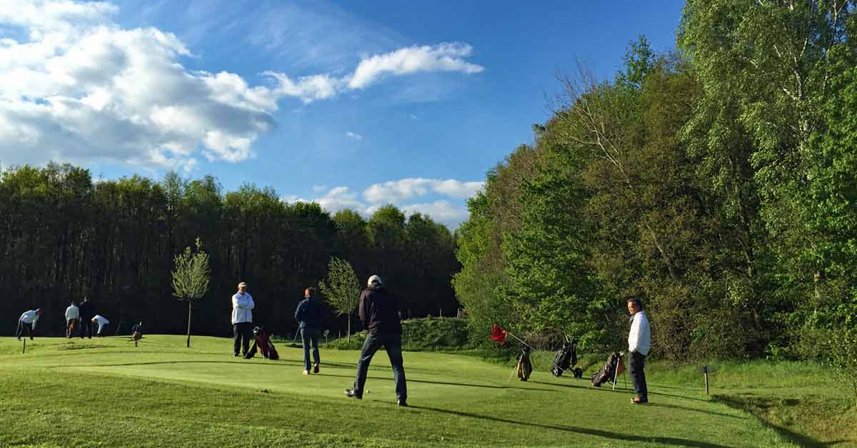Clubteams Pitch en Putt - Pitch en Putt golf Bussloo