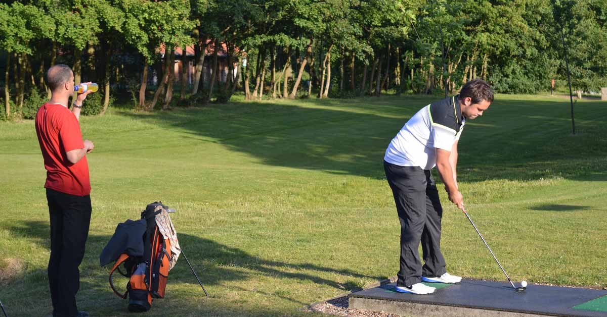 Intern Koppel-Kampioenschap - Pitch en Putt Golf Bussloo