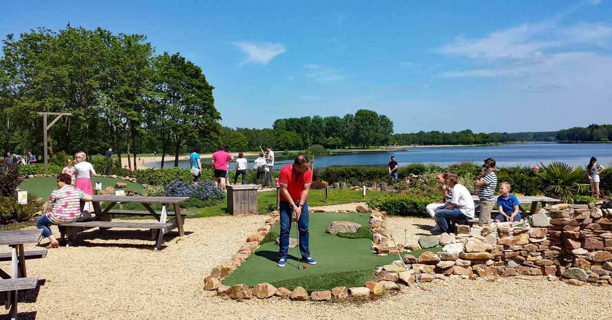 Minigolf USA 3 - Pitch en Putt Bussloo