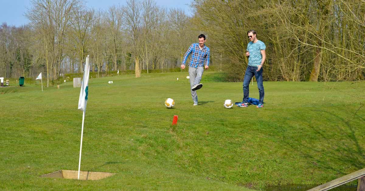 Voetgolf 2 - Pitch en Putt Golf Bussloo