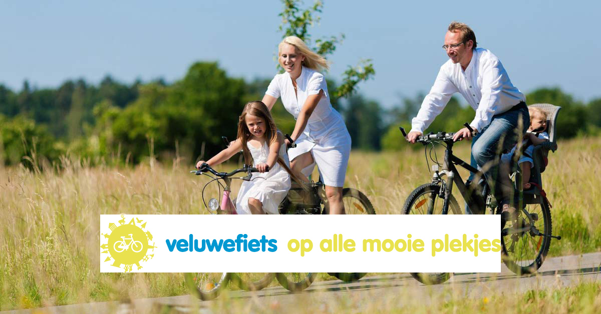 Veluwefiets 3 - Pitch en Putt Golf Bussloo